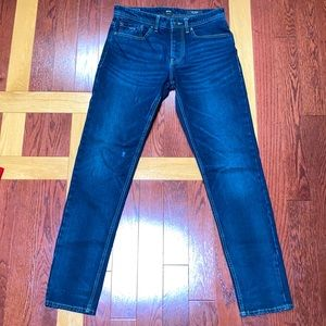 Hugo Boss 040 Tabered Taper Fit Jeans (32x34)